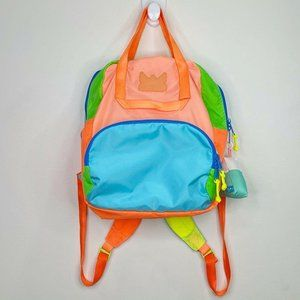 Mokuyobi Neon Pop Atlas Laptop Backpack Bookbag